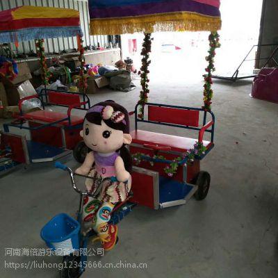 热销机器人蹬车 海贝玩具车 广场洋人蹬车新款彩灯机器人骑车