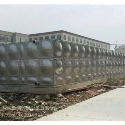 盐城不锈钢生活 消防水箱 304材质定制 不锈钢拼装水箱全国直销