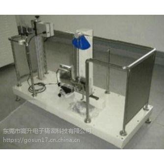 供应Delta德尔塔仪器GB7588-2003电梯门锁机械动态冲击测试台