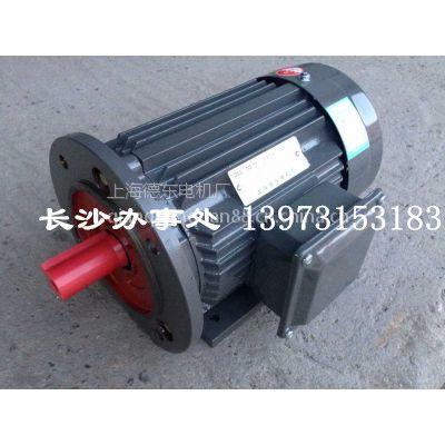 上海德东电机厂官网提供YE2-112M-4B5 4kw高效节能低噪音电机