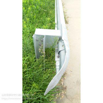 华安镀锌喷塑波形护栏板
