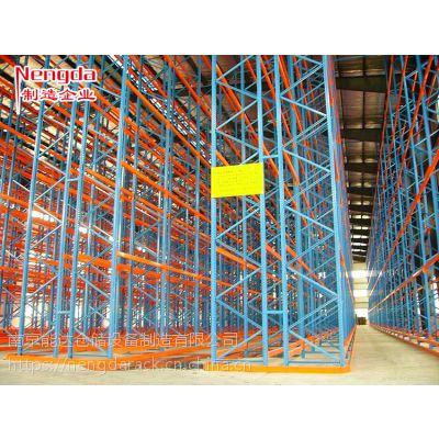 能达优选VNA横梁式货架、高位三向叉车重型窄巷道货架、高架库房VNA货架厂家