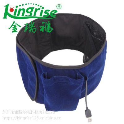 金瑞福厂家直销供应 KR0001发热保健按摩腰带 厂家直销