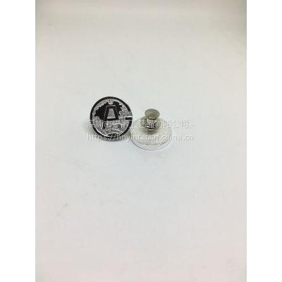 【加工定制999银徽章、纪念币、胸针,批量订做,来图开模定做】