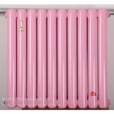 冀州暖气片厂家直供定制 各种型号钢制散热器 钢二柱散热器 翅片管暖气片