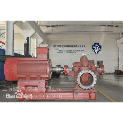 凯泉泵业KQSN双吸泵