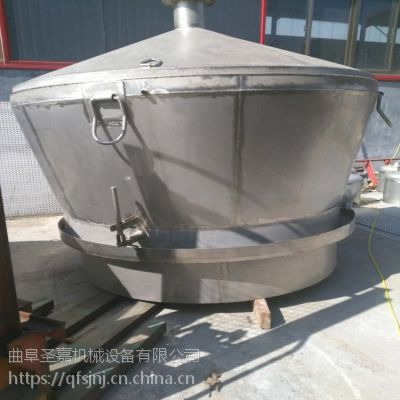 新款304不锈钢酿酒设备 高粱酒蒸酒设备 白酒催陈机生产厂家