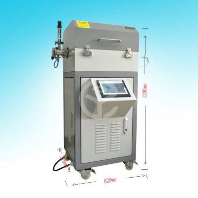 1200℃【真空微波管式炉】,抽真空,可控流动气氛,微波快速加热,操作简单