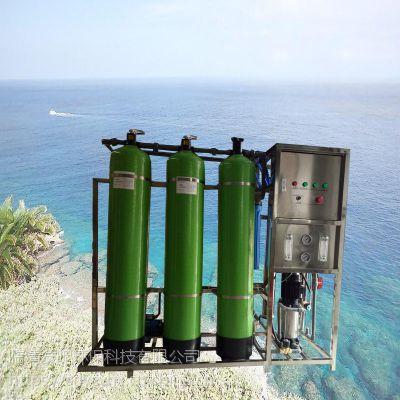 临清友昵批发 0.5吨 纯净水设备 锅炉软化设备