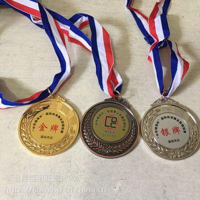 奖牌厂家直销比赛奖牌奖章金牌银牌铜牌金属制品定做