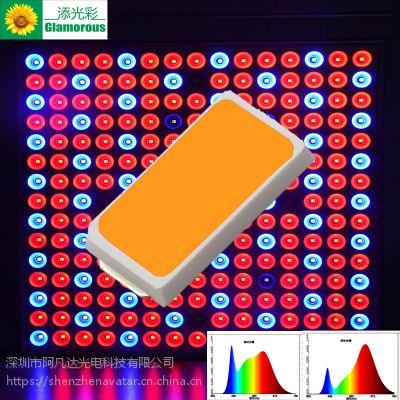 深圳LED厂家供应 5730全光谱0.2W 60-65LM