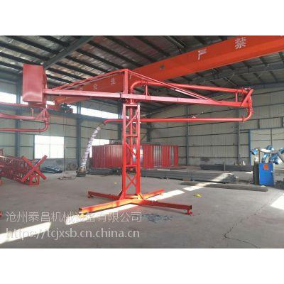 广西桂林12米15米手动框架式混凝土布料机厂家直销欢迎选购
