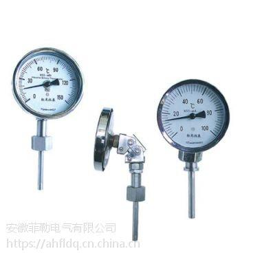 供应菲勒WSSX-413S热套式双金属温度计