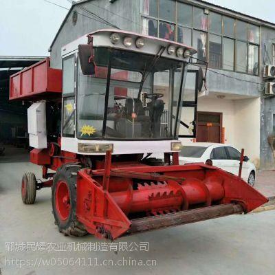 新品玉米秸秆青储饲料收集机 秸秆储存机 全自动粉碎收获机