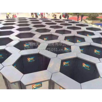 上海首天展览蜂巢迷宫租赁 大脑栏目 蜂巢迷宫价格15901780146