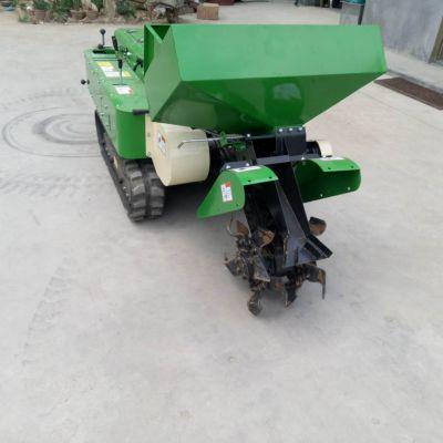 佳鑫小型自走式开沟回填机 新型果园果苗开沟施肥机 多功能施肥松土机厂家