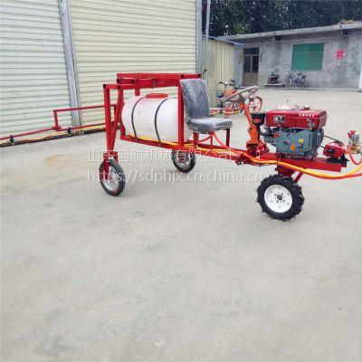 柴油拉管式高压喷雾器 普航不伤苗的蔬菜基地专用喷雾机 打药机价格