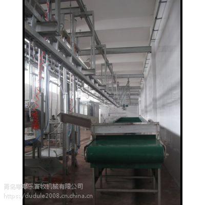 屠宰机械设备牛屠宰牛内脏运输线13.2青岛嘟嘟乐厂家直销