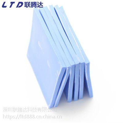 供应高导热硅胶片 CPU导热硅胶片 高端电子散热导热硅胶片