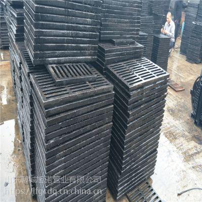 DN500山东球墨铸铁井盖 市政污水排水雨水篦子 球墨铸铁篦子