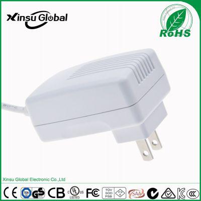 12.6V2A锂电池充电器 xinsuglobal 12.6V2A锂电池充电器