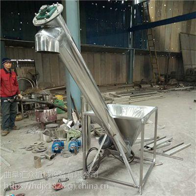 批发小型粮食提升机厂家直销 忻州U型螺旋输送机调试厂家订购