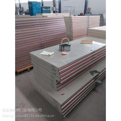 供应忻州市钢质防火卷帘专业厂