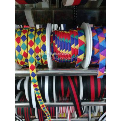 供应服装辅料 纯棉人字带 商标带 包边带 特殊织带