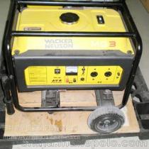 野外工地紧急备用电源威克MG3、MG5汽油发电机