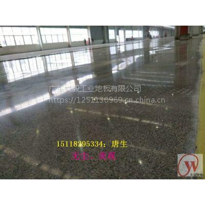 海珠厂房地面固化处理—广州、海珠金刚砂地面翻新—地板硬化公司