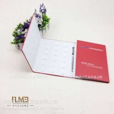 温州纸塑样册厂木工板色卡本供应房间门样板册材料样品定做