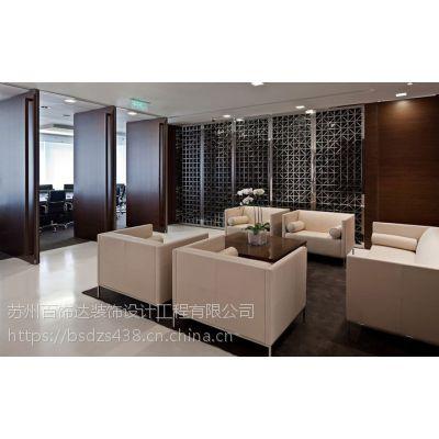 办公室设计如何布局?办公室布局方案/百饰达商业空间设计