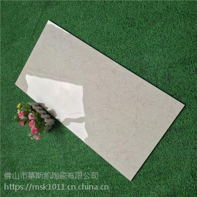 现代简约陶瓷薄板400X800厨房内墙砖卫生间客厅厨卫防滑瓷砖
