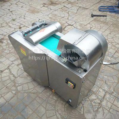 可调节腐竹切段机 富兴定做加宽型粉皮切丝机 卤水豆腐切块机参数
