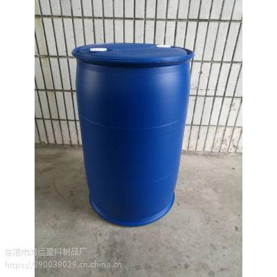 枝江200公斤闭口塑料桶 化工桶 单环桶