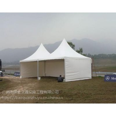 广州欧式帐篷租赁 尖顶帐篷出租