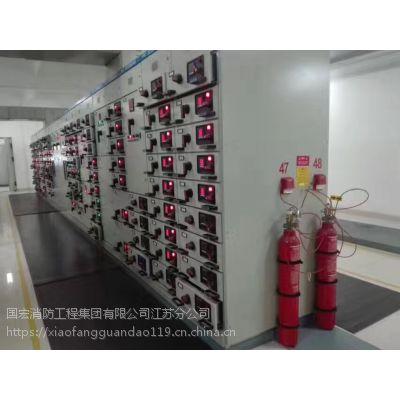 一级消防 施工团队 消防工程认准国宏消防 消防改造