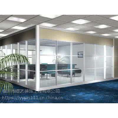 日照莒县玻璃隔断制作水平的要求