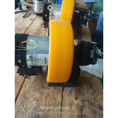 单轮牵引3吨AGV驱动方案,原装进口CFR舵轮