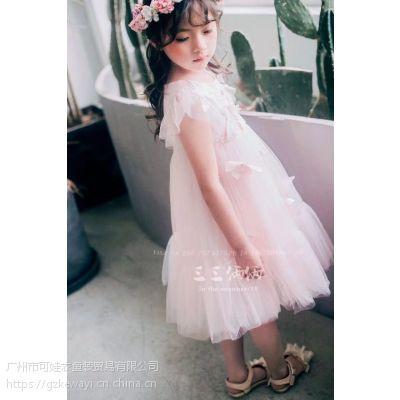 3322 2018新款公主系列连衣裙专柜正品仙气十足进货渠道批发走份