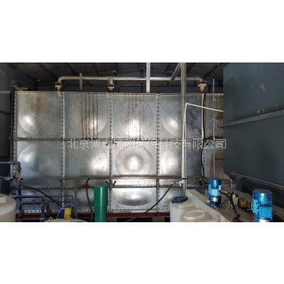 博鑫精陶超滤板式中空陶瓷膜卤水过滤实用案例