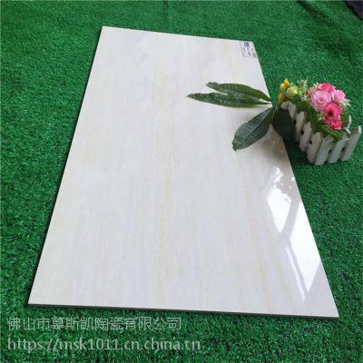 陶瓷薄板瓷砖400x800亮光仿大理石客厅室内厨房卫生间别墅内墙砖