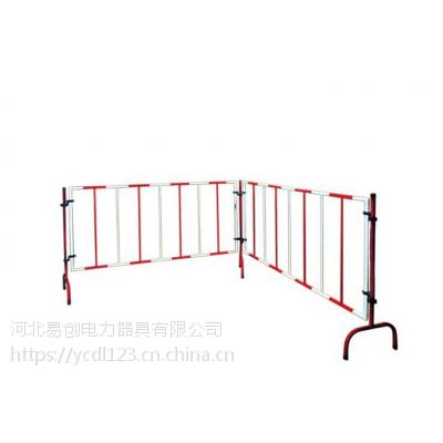 北京不锈钢折叠围栏1.1乘2.6米型号定做厂家供应