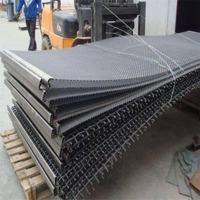 大孔不锈钢轧花网 轧花网生产厂家 钢丝网栅栏