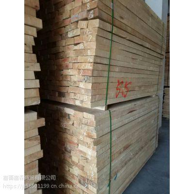 桦木俄罗斯白桦木烘干板材2.5-5厘米厚木板原木2米4米桦木板材