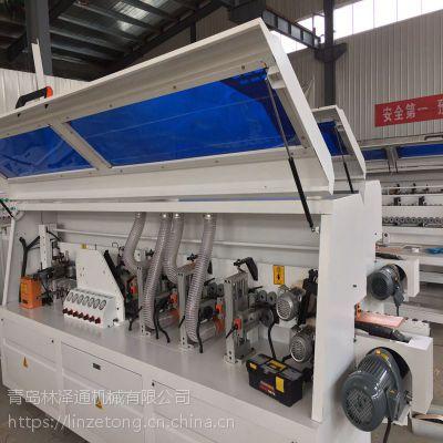 木工机械板式家具封边专用全自动封边机生产厂家 青岛林泽通