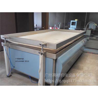 G-700真空覆膜成型设备