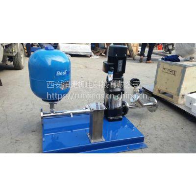 铜川变频恒压供水设备 铜川全自动变频调速稳压给水设备价格 RJ-2690