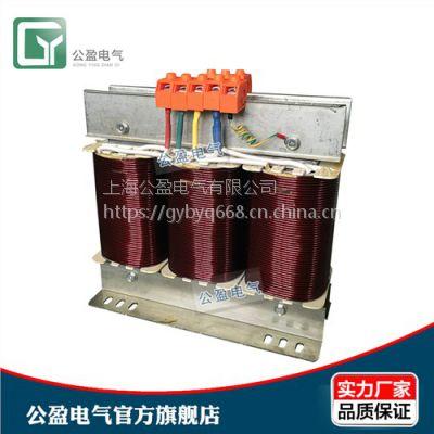 伺服电机变压器性能参数_380/200伺服变压器_上海公盈供