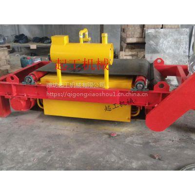 除铁器 厂家直销RCDF油冷自卸式电磁除铁器